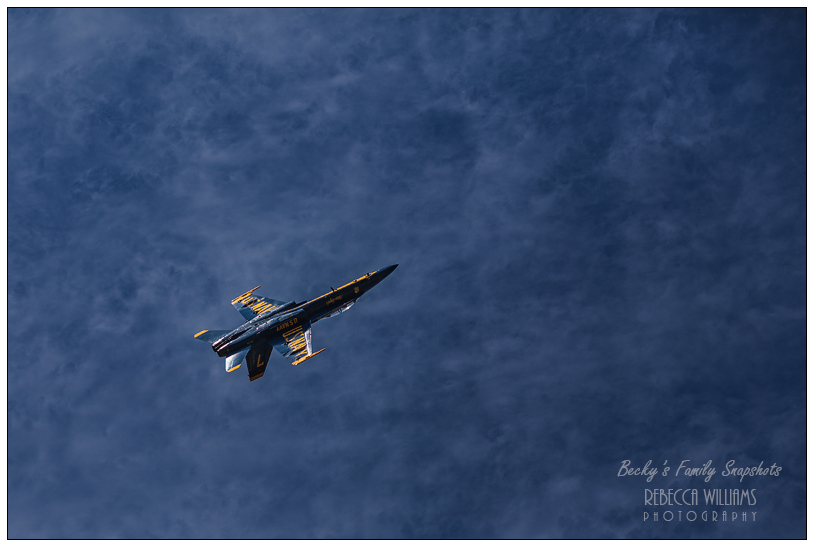 Blue Angels LRAFB 2012